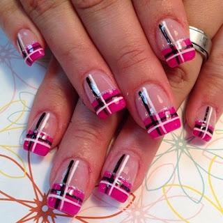 Decoraciones de uñas-unhas-nails Nuevas - 2016
