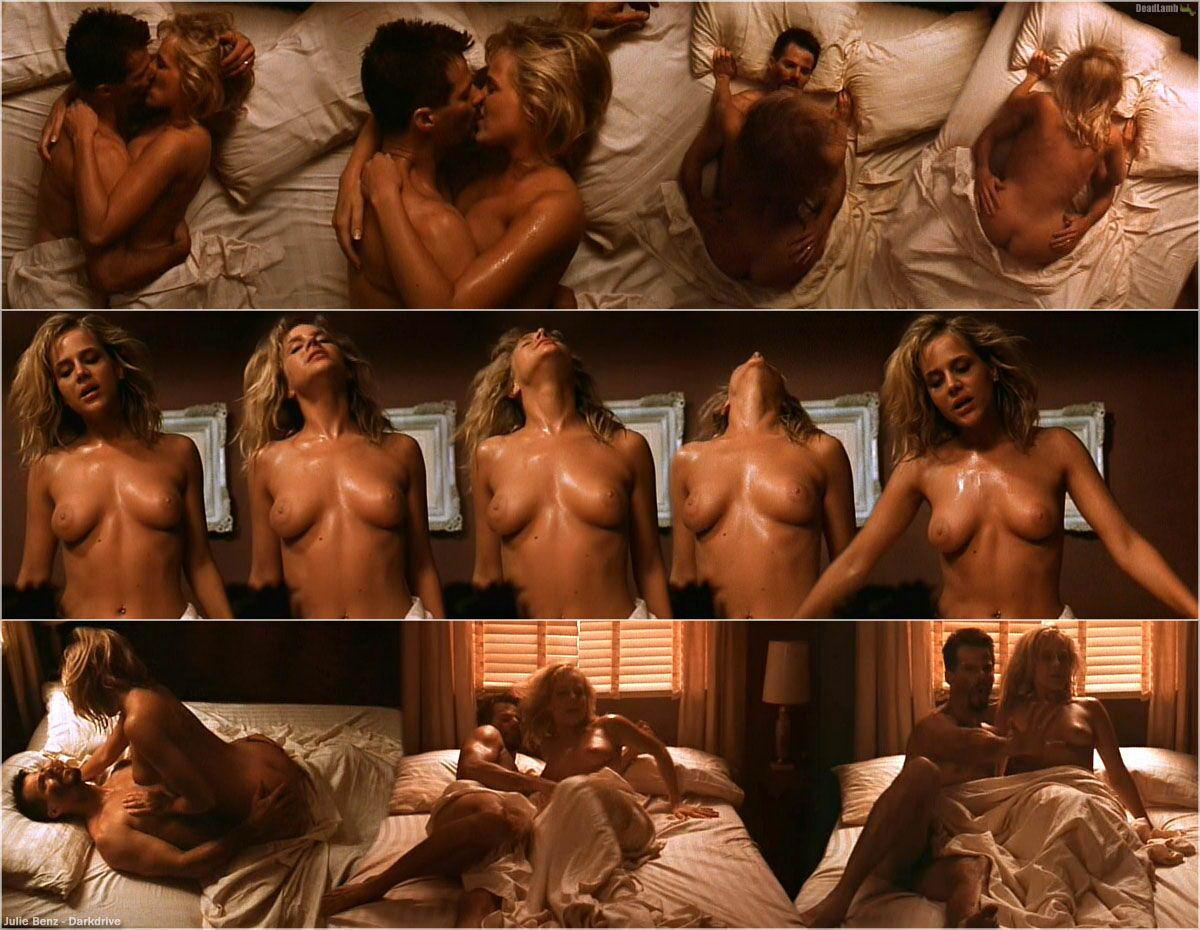 Hdp Cumpleaños Julie Benz Violante Placido Joanna Lumley Y