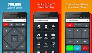 تحميل تطبيق AnyMote تحكم في التلفاز بواسطة هاتفك الاندرويد 2018