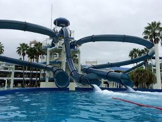 Jumbo Seawater Pool