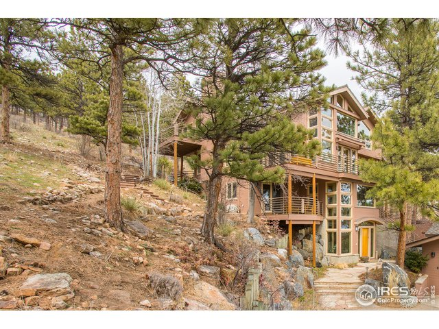 Architectural Stunners and Mountain Dream Homes [Boulder ...