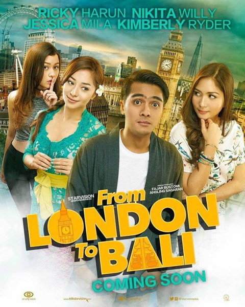 Download Film From London to Bali (2017) Full Movie Terbaru