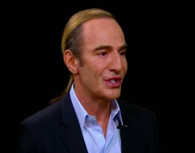 John Galliano at Charlie Rose