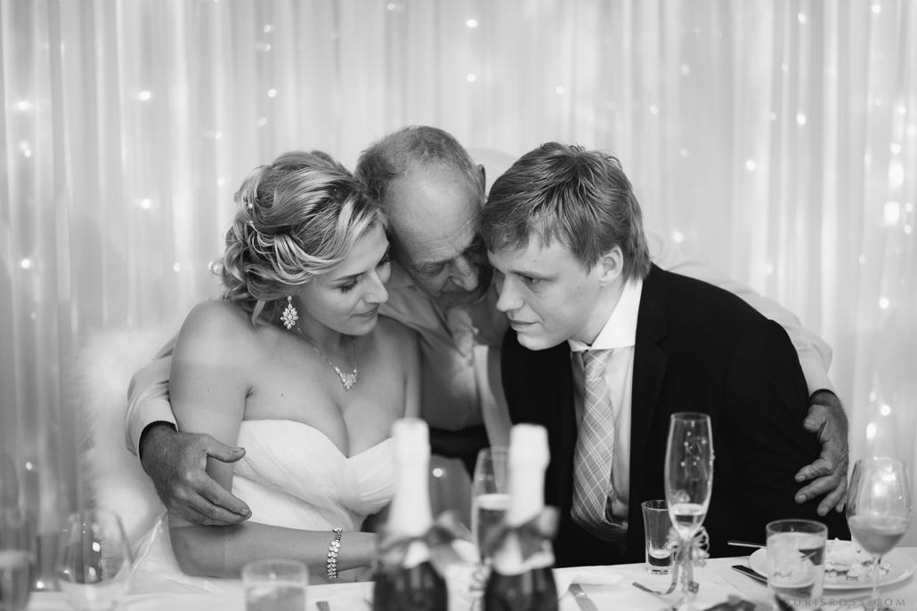 līgavas vecāki