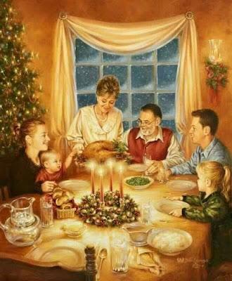 Δημιουργούμε τις δικές μας οικογενειακές παραδόσεις...