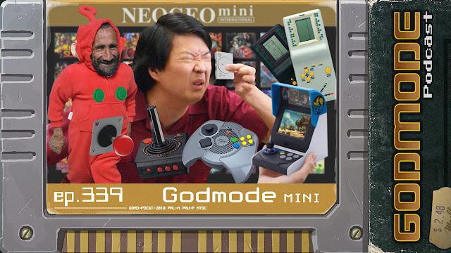GODMODE 339 - MINI