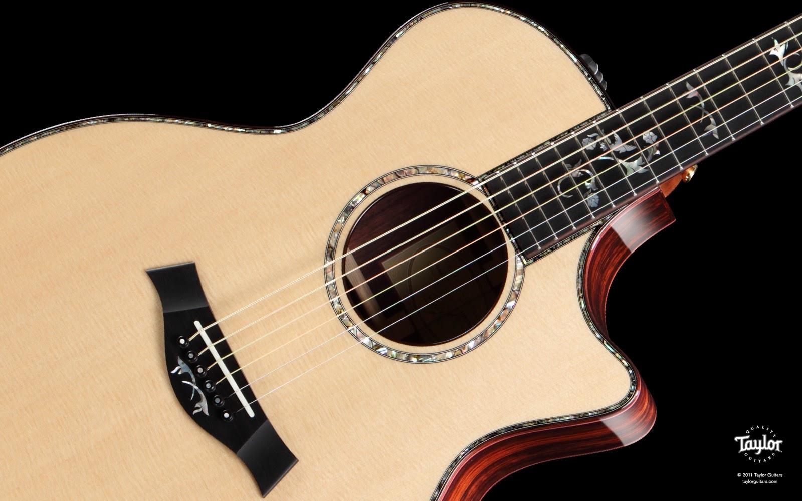 taylor guitars wallpapers - photo #1