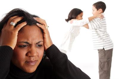 Stress Bosan Emosi Berlebih dan Terbebani oleh Anak