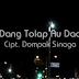 CHORD LAGU BATAK : DANG TOLAP AU DAO - DOMPAK SINAGA FT. LINEKER SITUMORANG