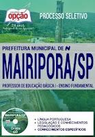 Apostila Concurso Prefeitura de Mairiporã 2017 Professor