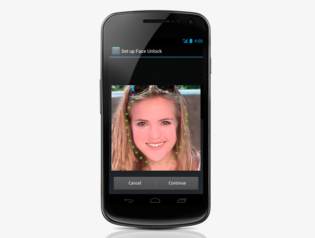 Face Unlock Now Possible For Nexus S Running Ice Cream Sandwich