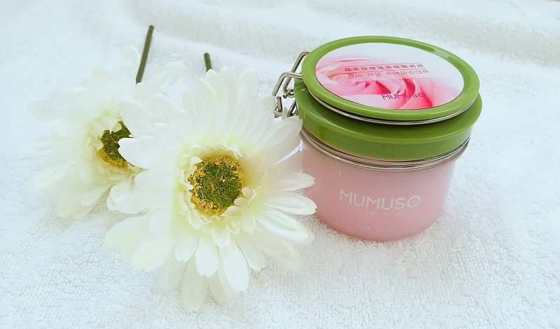MUMUSO Korea Crystal Rose Nourishing Sleeping Mask