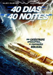 40 Dias e 40 Noites - DVDRip Dublado