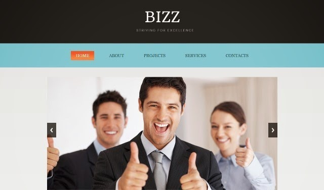 zBizz - Business Responsive HTML5 Template