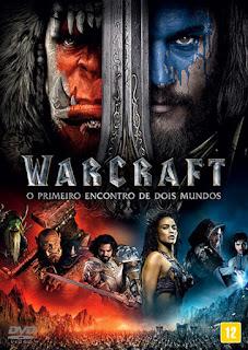 Warcraft: O Primeiro Encontro de Dois Mundos - BDRip Dual Áudio