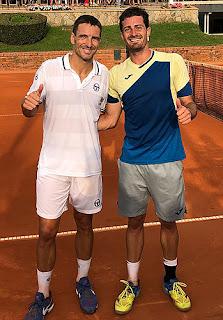 Tenis Aranjuez Gijón Dionisio Nespral