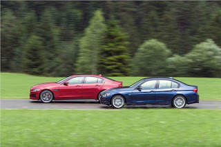 Comparison of the Jaguar XE vs BMW 3-Series