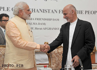 PM Narendra Modi conferred with the Highest Civilian Honour of Afghanistan