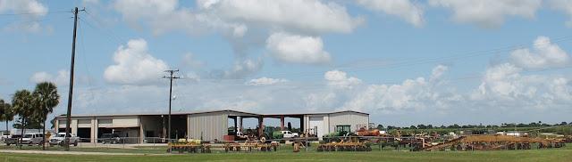 Ranchos y plantaciones agrícolas