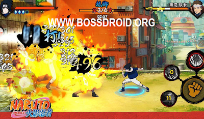 Download Game Naruto Mobile Fighter (火影忍者) Mod APK