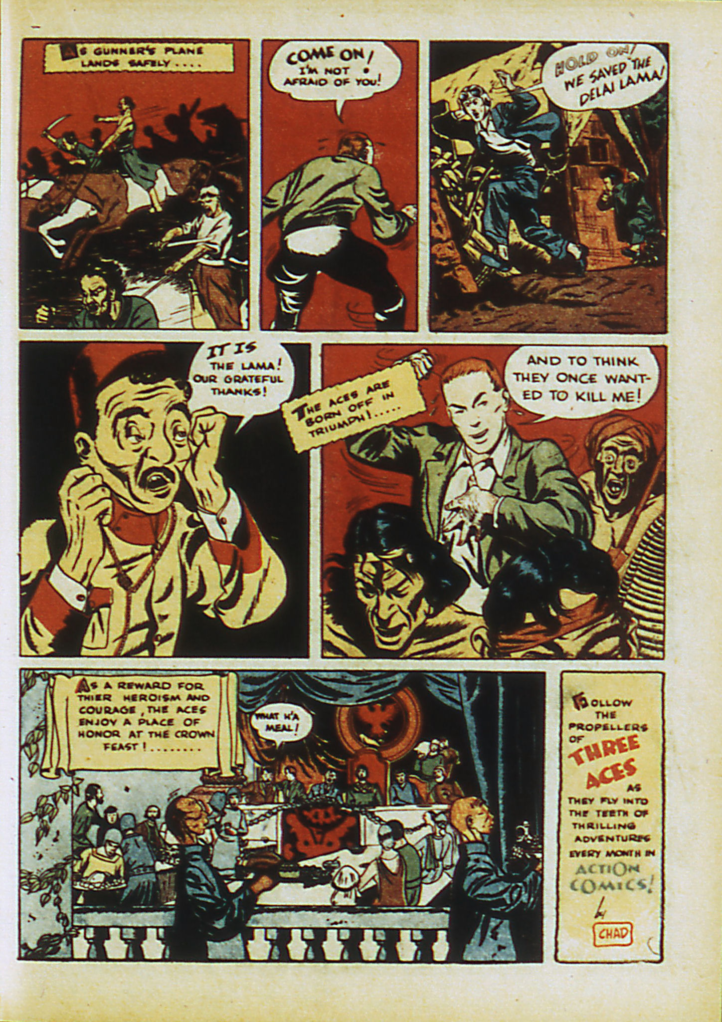 Action Comics (1938) 32 Page 35