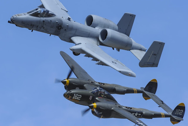 A-10 WEST HERITAGE FLIGHT TEAM RETURNS TO THE SKIES