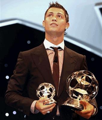 Foto Gambar Cristiano Ronaldo CR7 Biodata