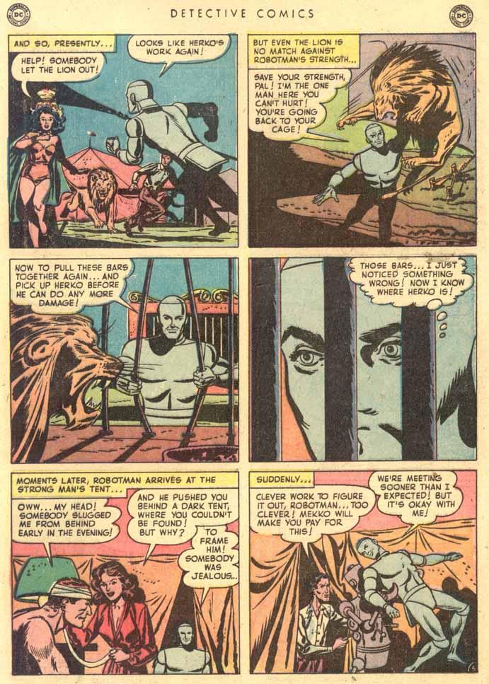 Read online Detective Comics (1937) comic -  Issue #159 - 31