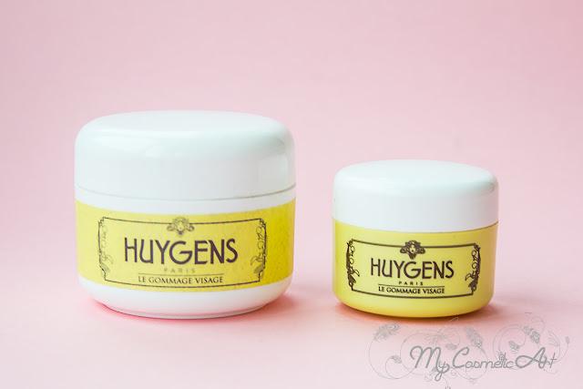 Exfoliante facial de Huygens Birchbox