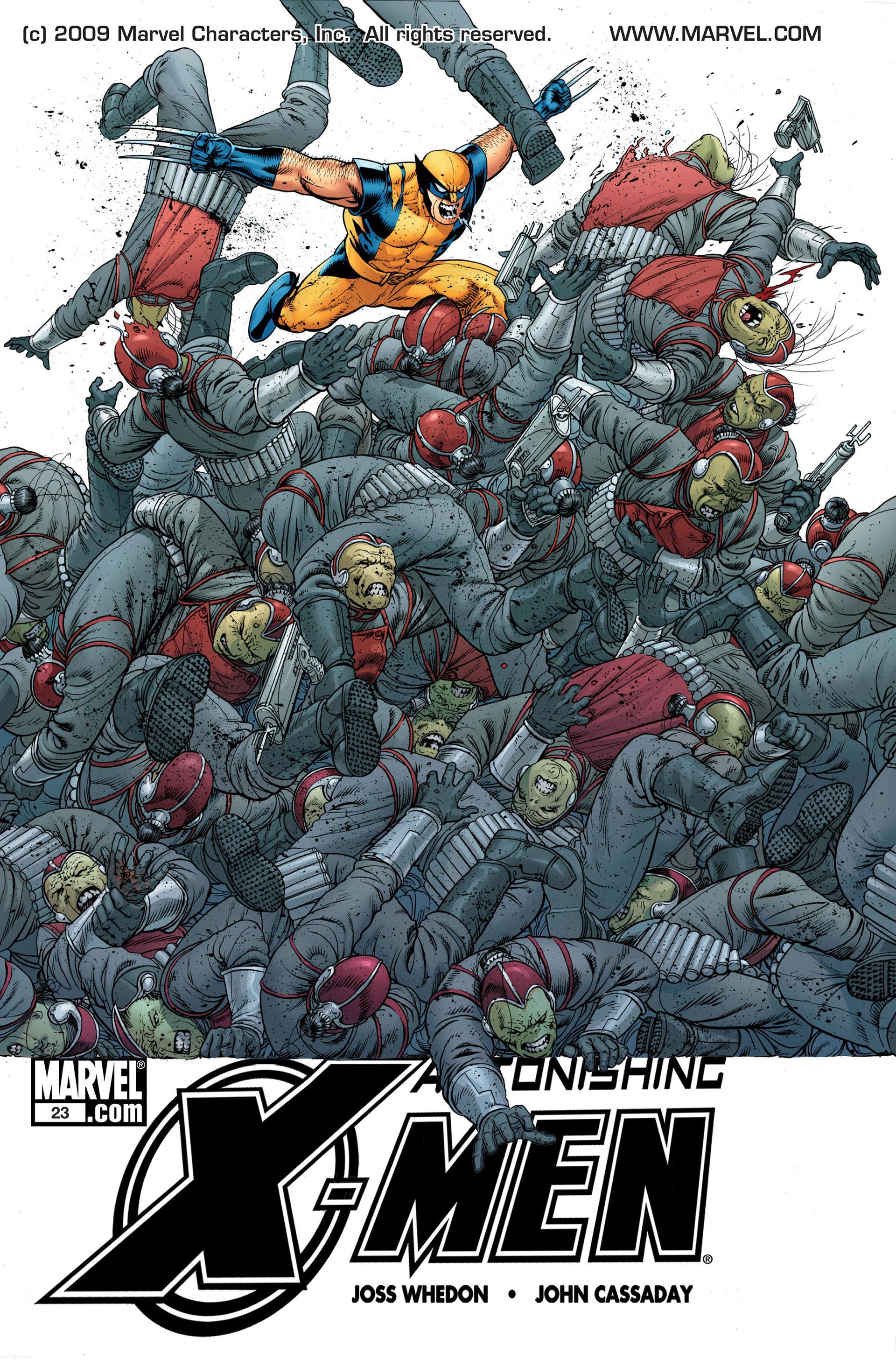 Astonishing X-Men (2004) 23 Page 1