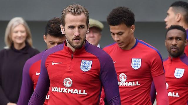 Penggawa Timnas Inggris Tidak Bisa Sembarangan Makan