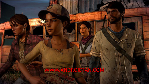 The Walking Dead Season Three Mod Apk Data Free