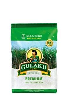 Gula Pasir Putih Gulaku Pilihan Masyarakat Indonesia