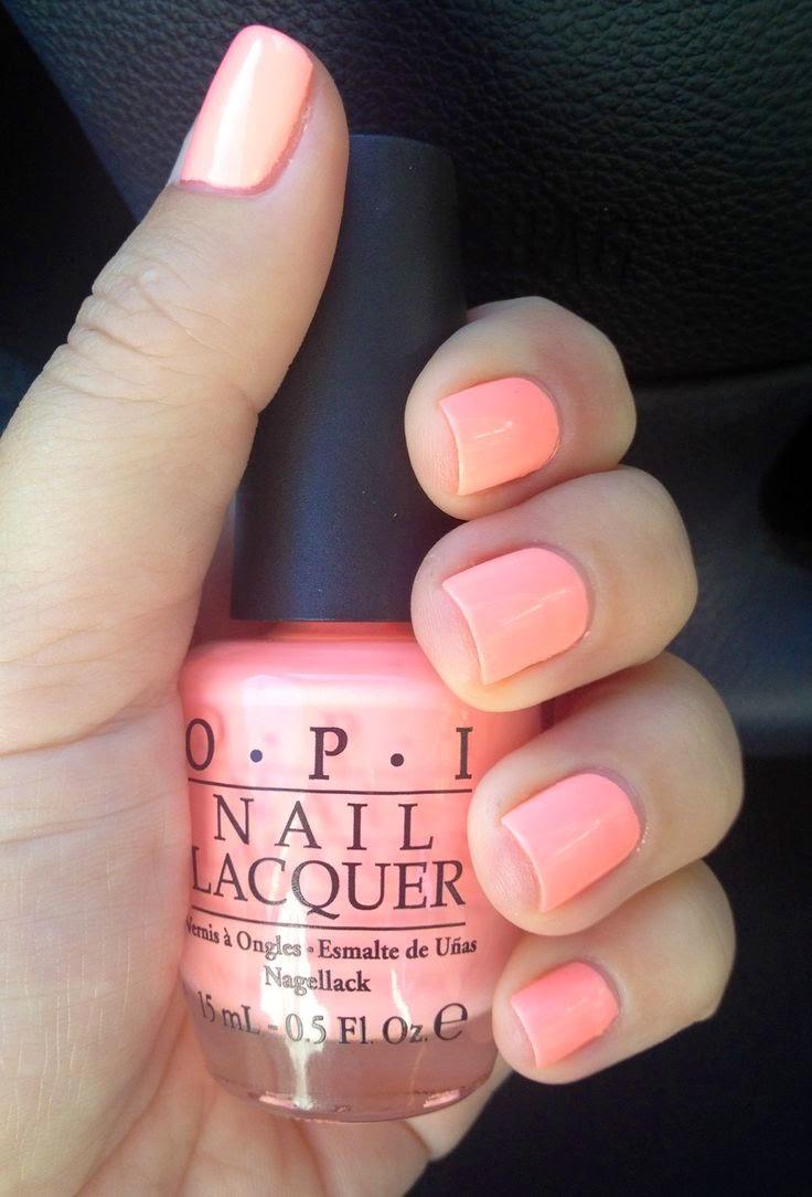 Unique Best Light Pink Nail Polish Pictures - Nail Art Design Ideas ...