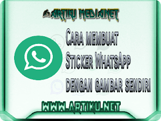 cara membuat custom sticker whatsapp