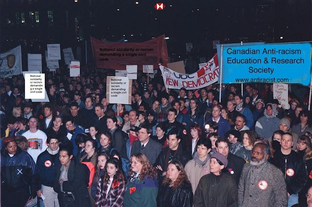 National solidarity or racism demanding a single civil code