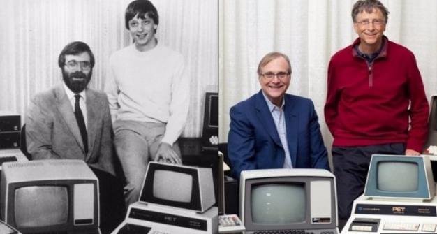 Paul Allen, Sahabat Bill Gates yang Bertengkar Karena Microsoft