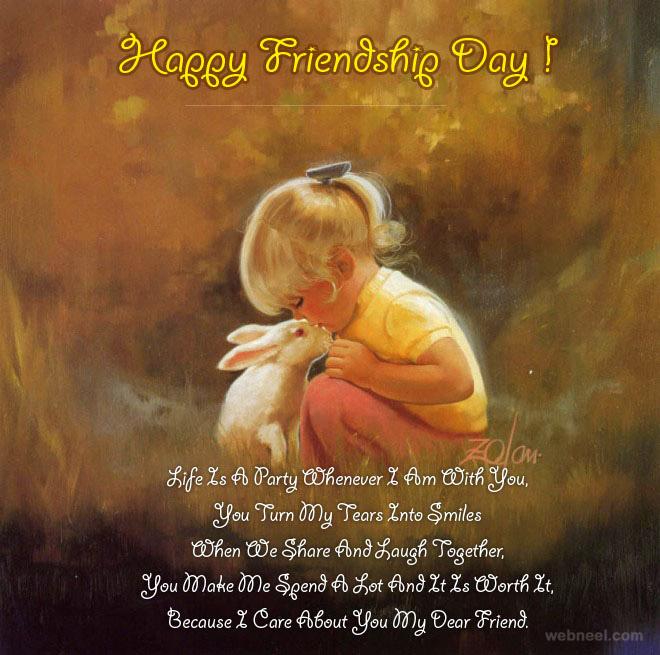 Happy Friendship Day 2017