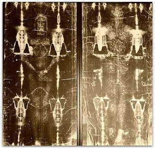 Raio-X do Santo Sudário - Igreja Matriz, Encantado (RS)