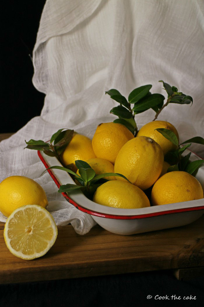 lemon, limones