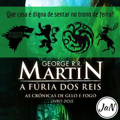 A Fúria dos Reis - George R. R. Martin