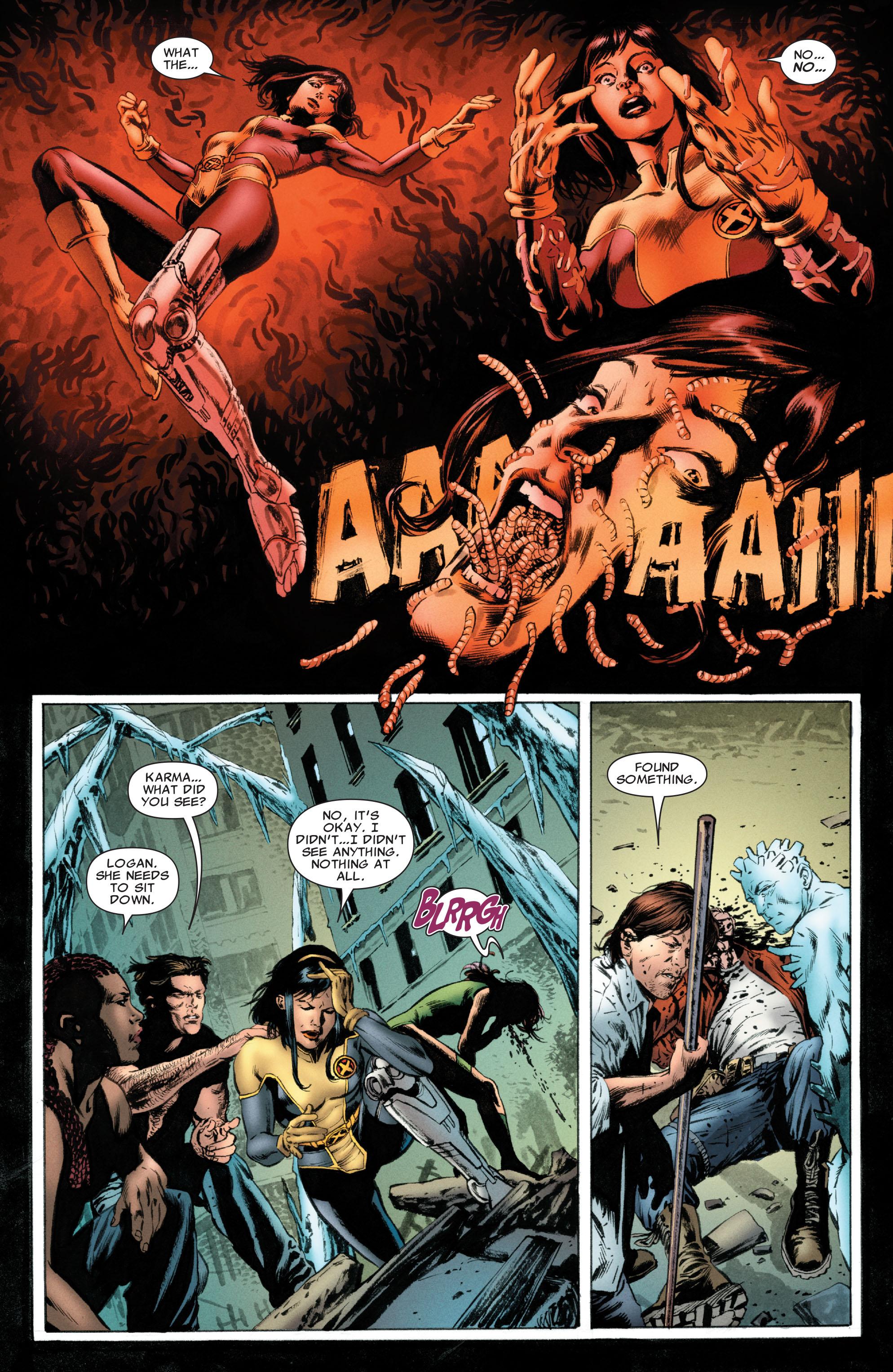 Read online Astonishing X-Men (2004) comic -  Issue #49 - 17