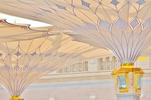 Masjid Teramat Ramai