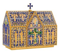 A Tabernacle Inspired by a Medieval Masterpiece