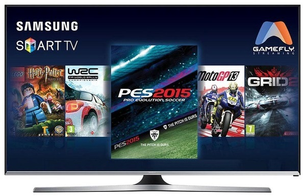 Smart TV Samsung tem tela de 40 polegadas Full HD