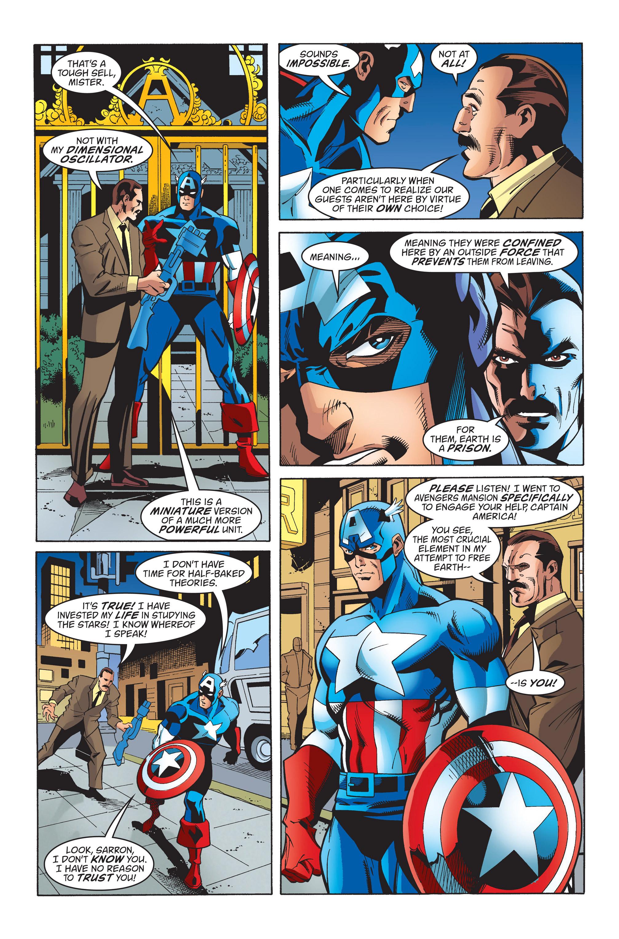 Captain America (1998) Issue #36 #43 - English 14