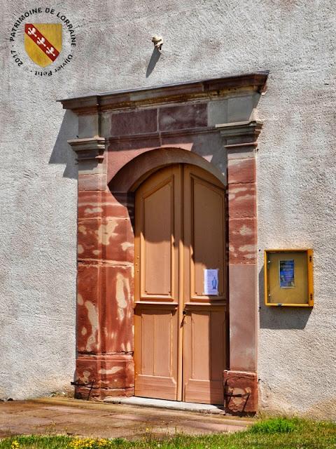 VOMECOURT (88) - Eglise Saint-Evre