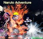 Game Naruto chiến đấu với quái vật