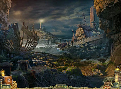 kapal Game Sea Legends - Phantasmal Light