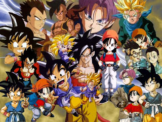 Download Dragon Ball GT Ep 1-64 Subtitle Indonesia